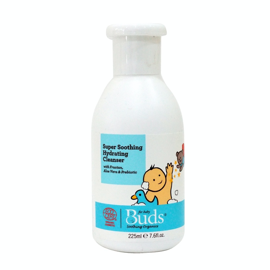 Buds Organic Super Soothing Hydrating Cleanser - GueSehat.com