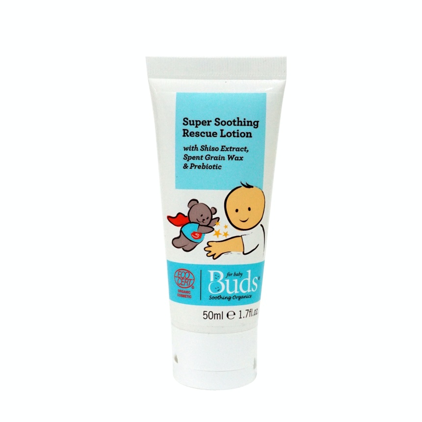 Buds Organic Super Soothing Rescue Lotion - GueSehat.com