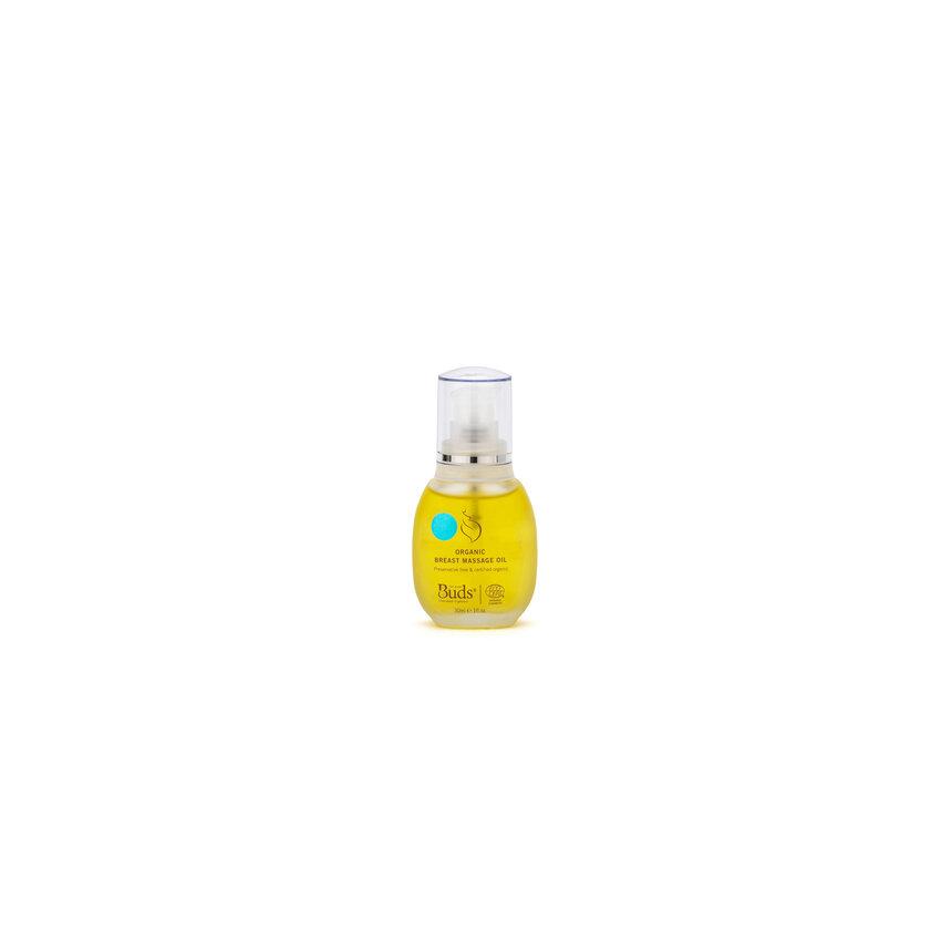 Buds Organics Breast Massage Oil